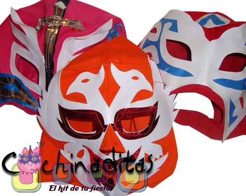 Máscaras de luchador