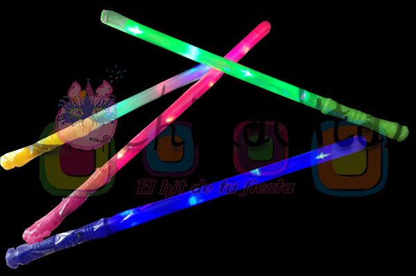 Barras luminosas led de plástico