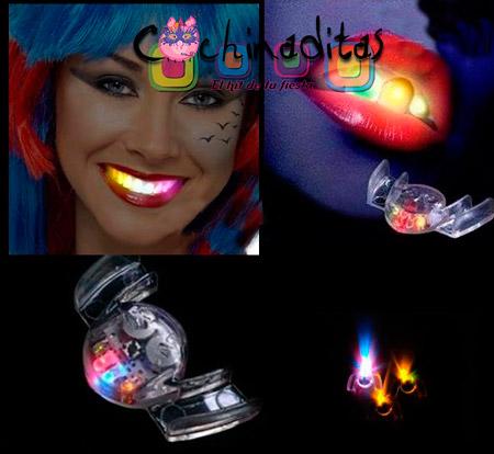Dentadura luminosa